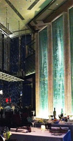 Tosca Glass Wall